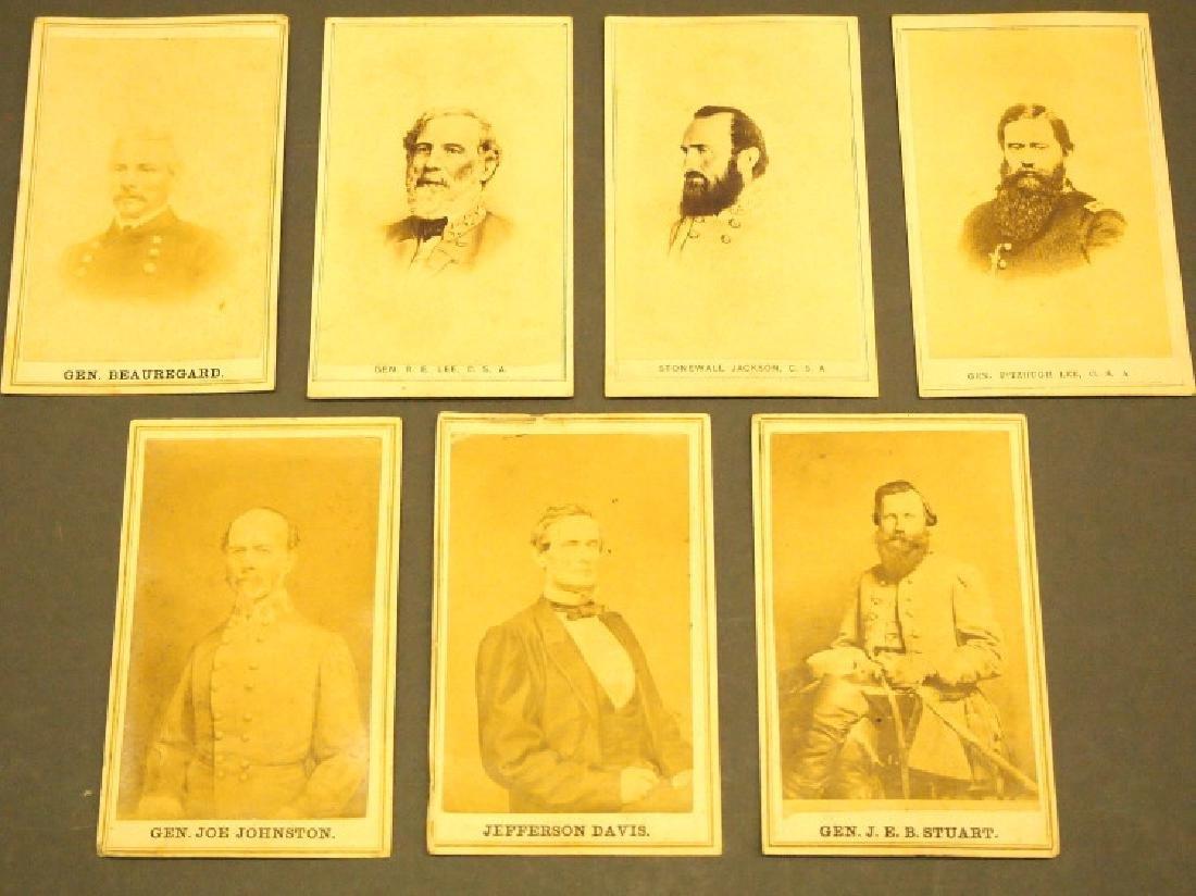 Civil War Confederate CDV