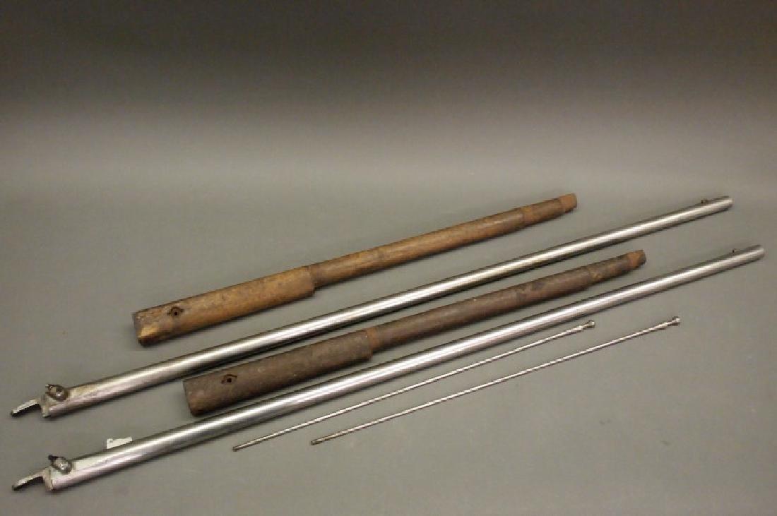 19th c Firearm parts