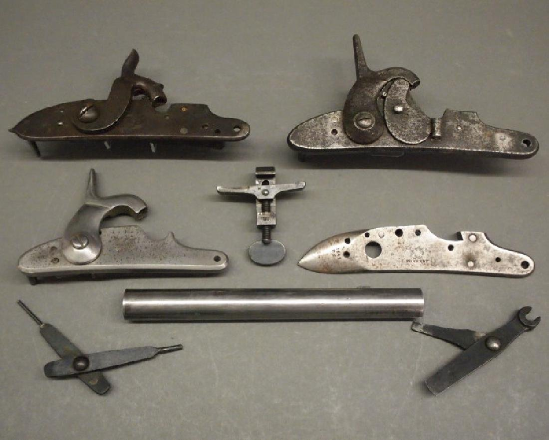 Civil War era firearm parts