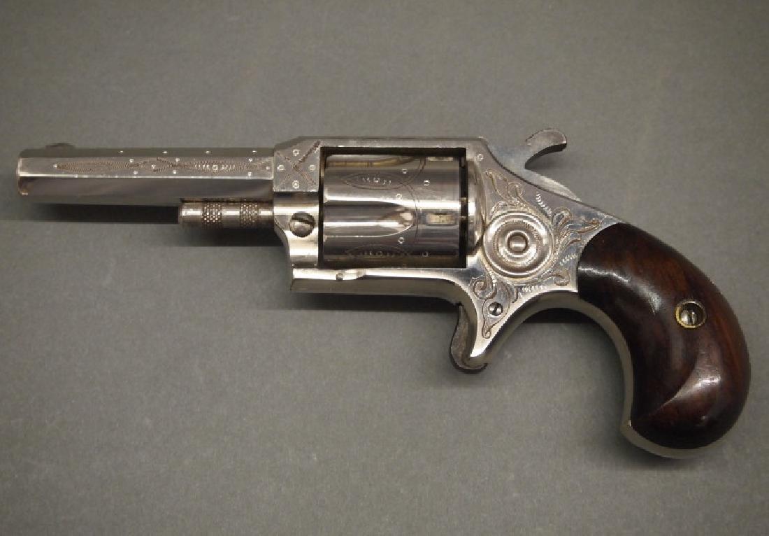 Red Jacket No. 3 revolver