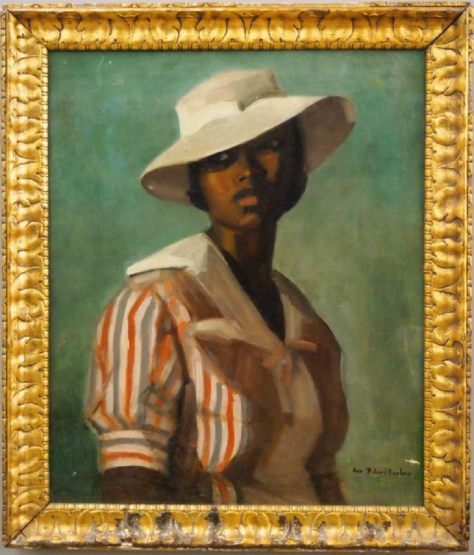 Ann Bedford Goodman portrait