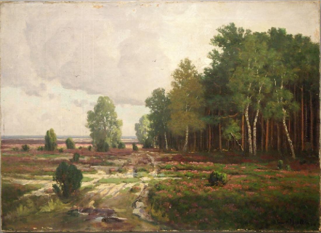 Maecker spring landscape