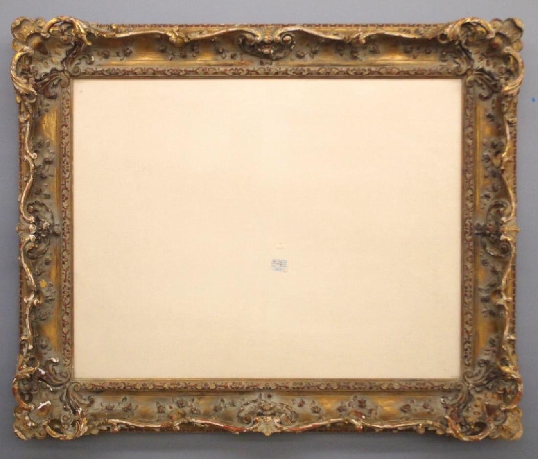 Early 20th c Louis XV style frame