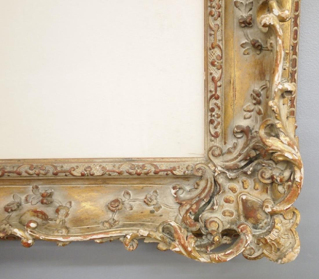 Early 20th c Louis XV style frame - 2