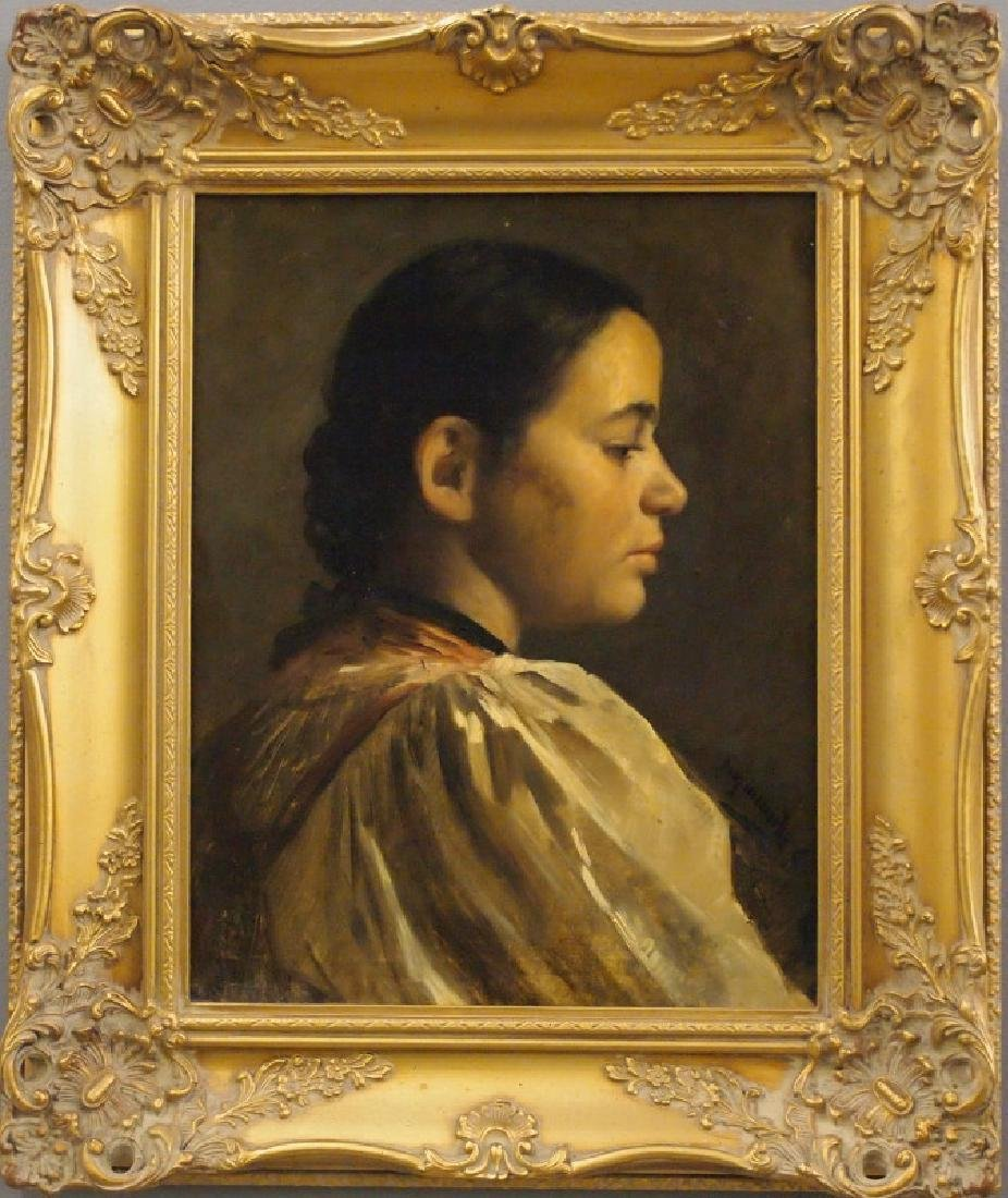 European portrait