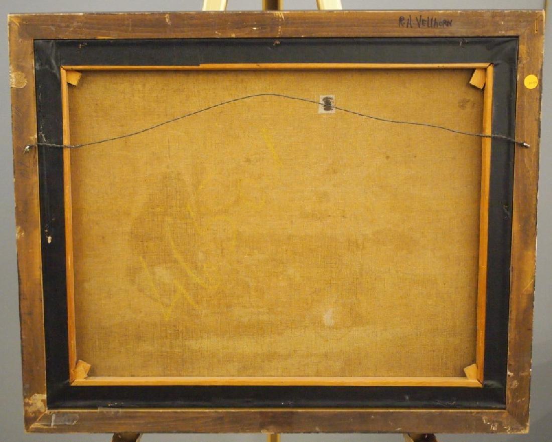 R. A. Vellhorn oil on canvas - 3