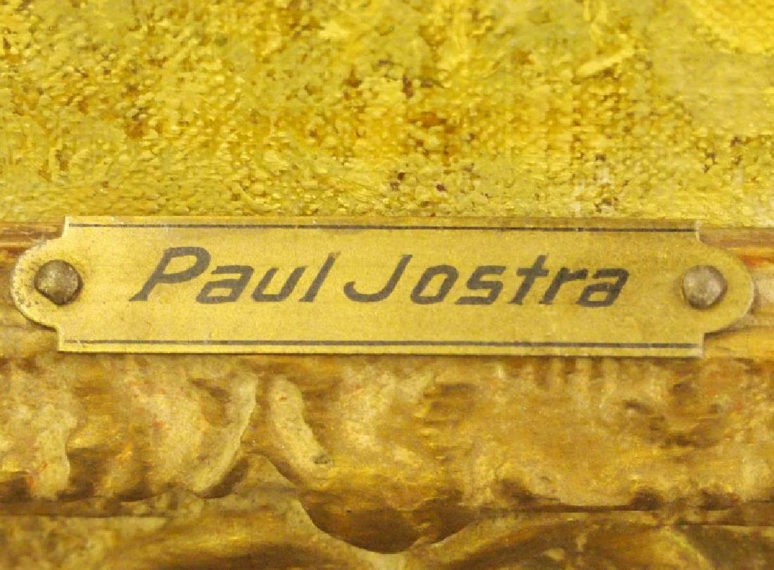 Paul Jostra oil painting - 3