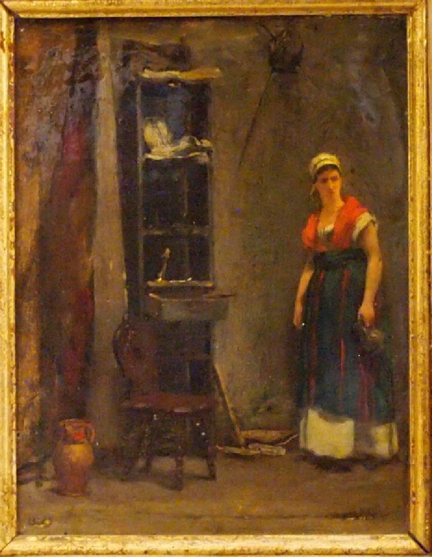 European oil painting - 2
