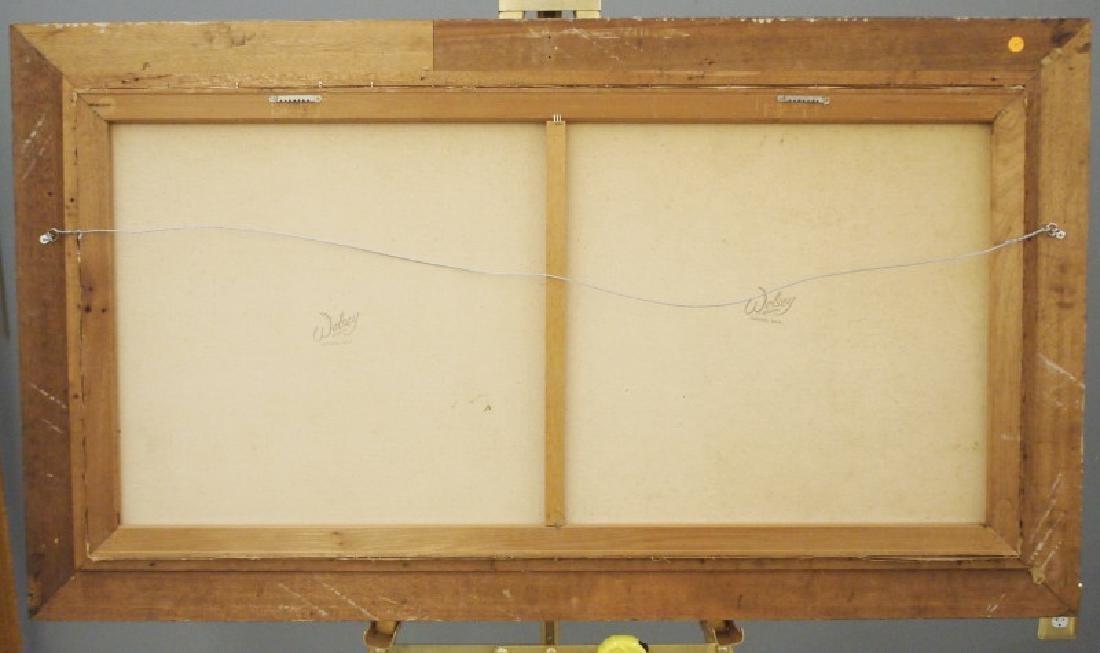 Luini oil on canvas - 3