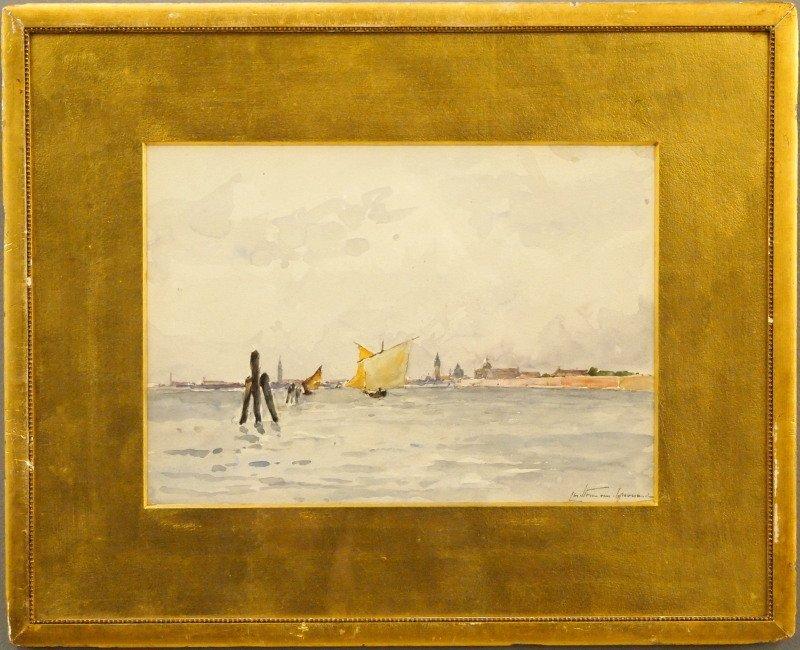 Dutch watercolor