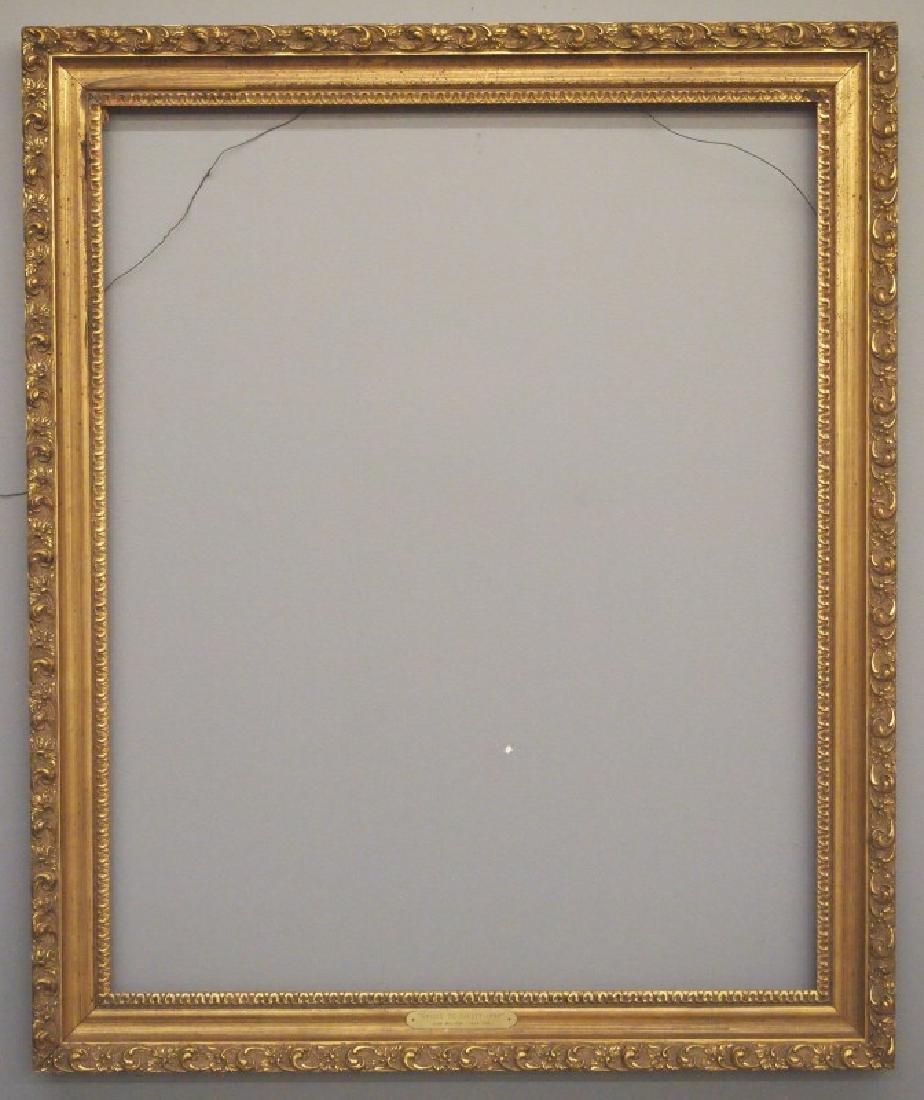 European style gilt frame