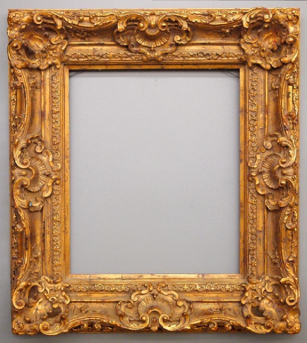 Louis XV style frame