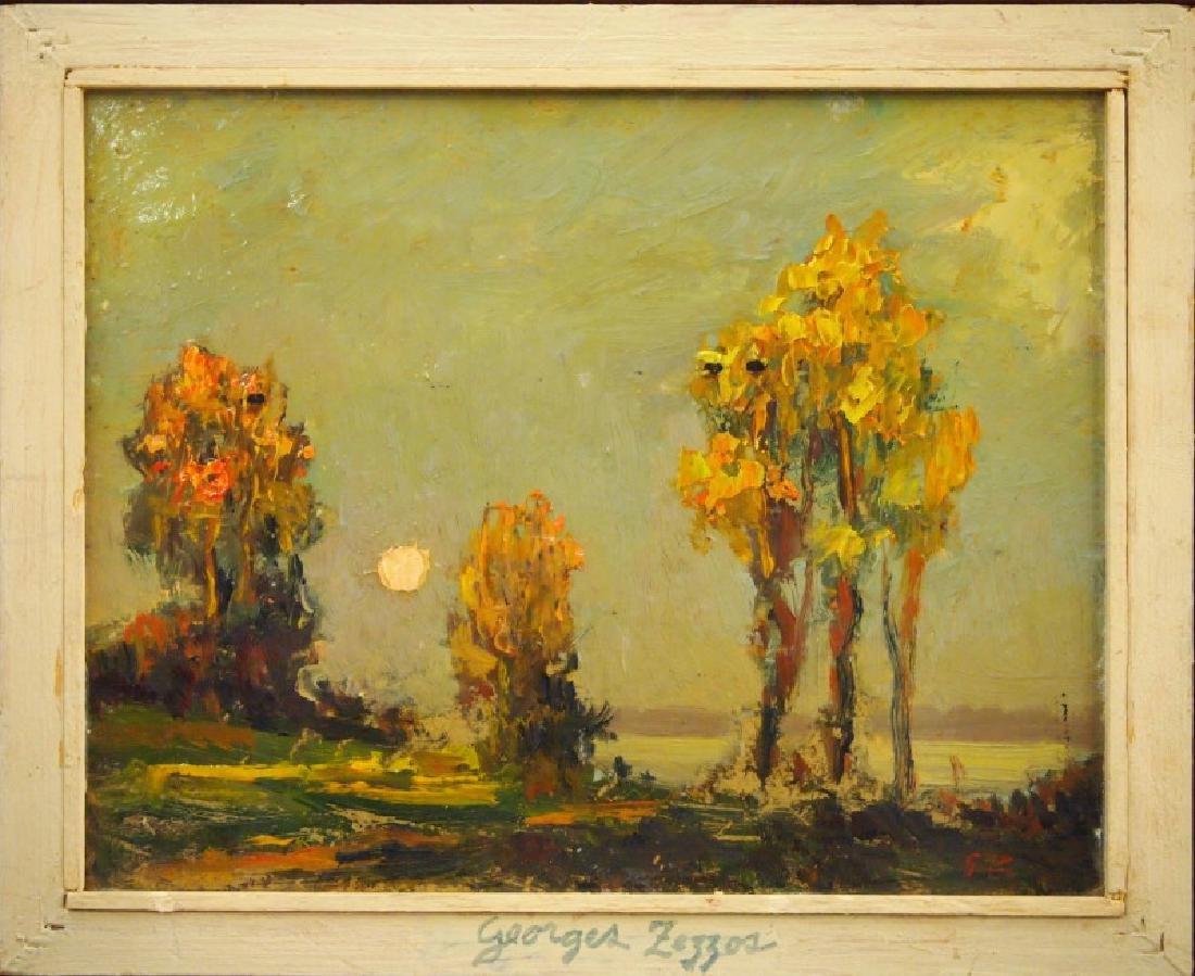 Oil paintings - 2