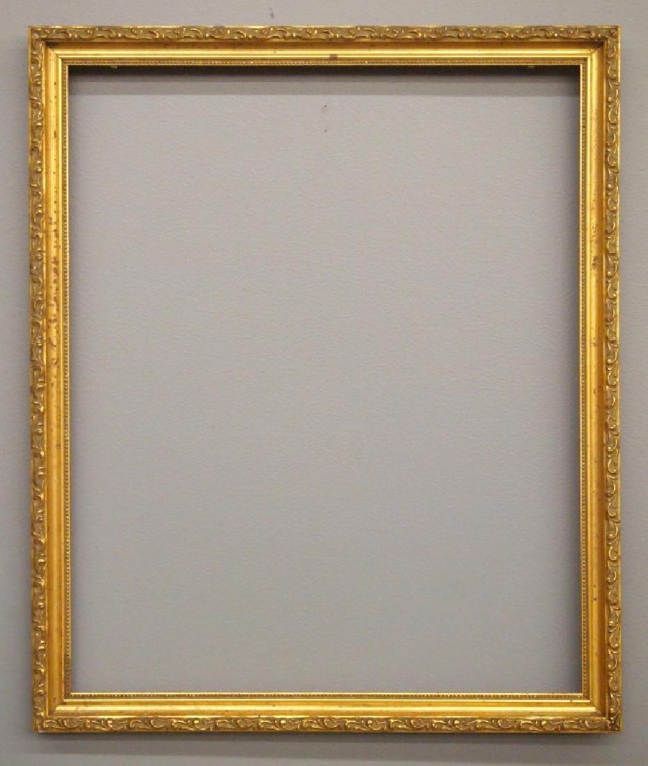 Contemporary frame liner