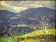 Frank S. Chase Mountain Landscape