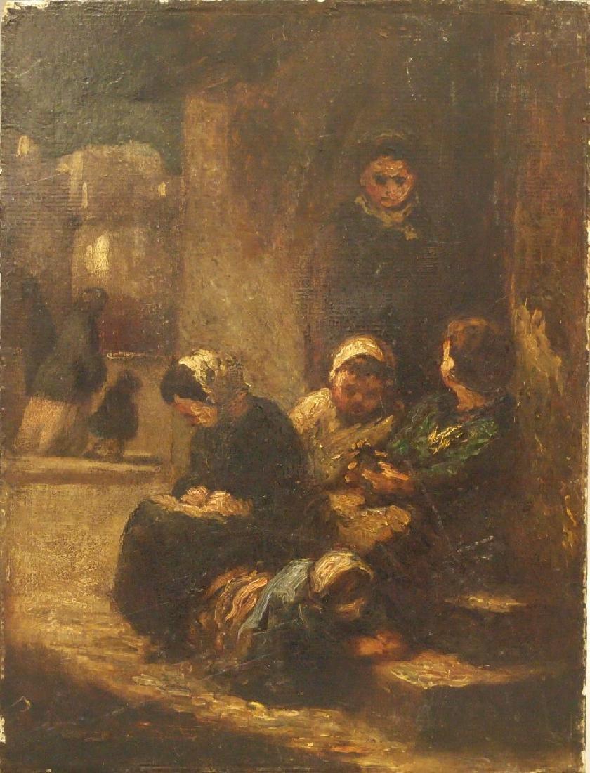 """Honore Daumier """"Les Petit Enfants"""""""