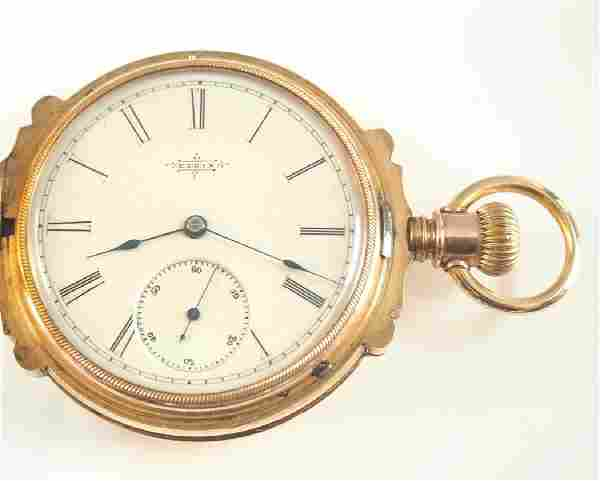 Elgin 14k pocket watch