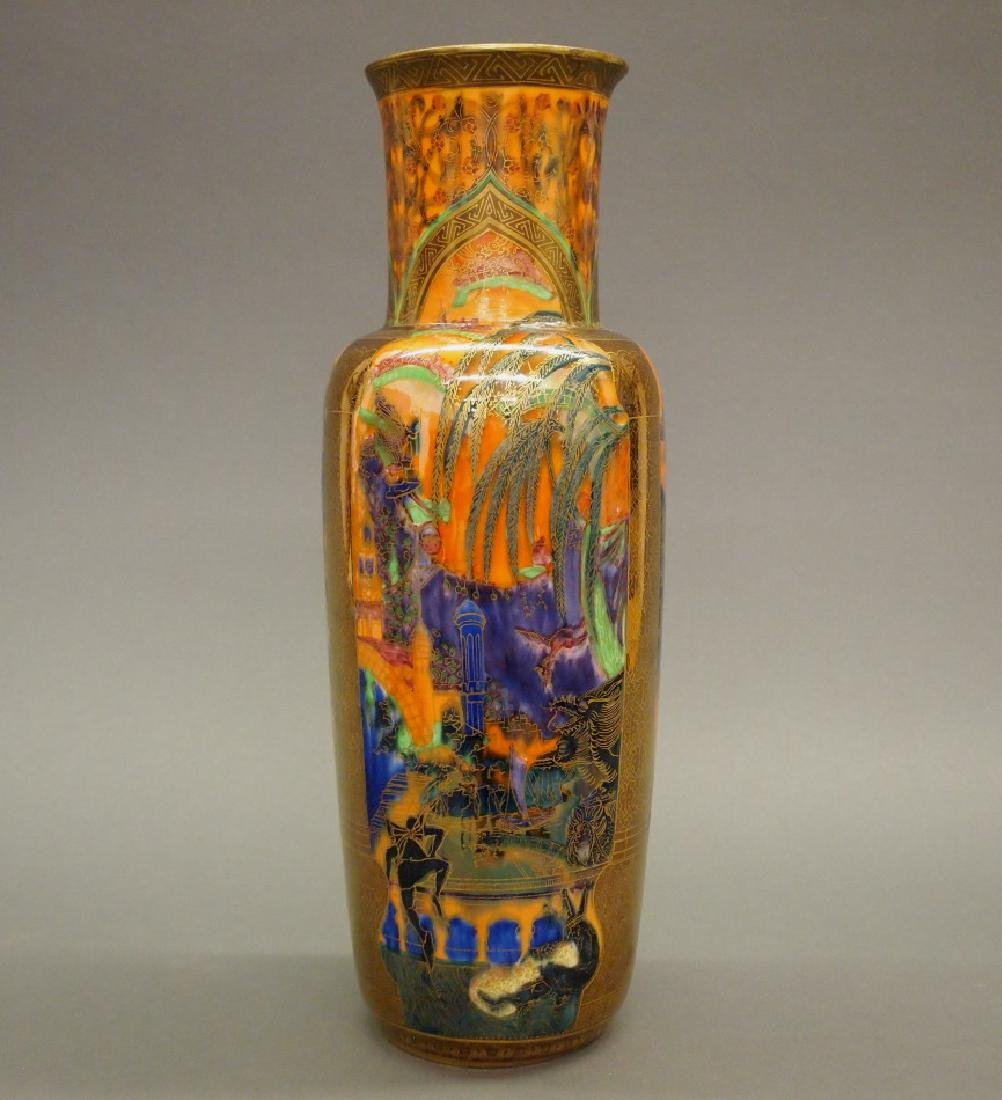 Fairyland lustre pillar vase wedgwood fairyland lustre pillar vase reviewsmspy