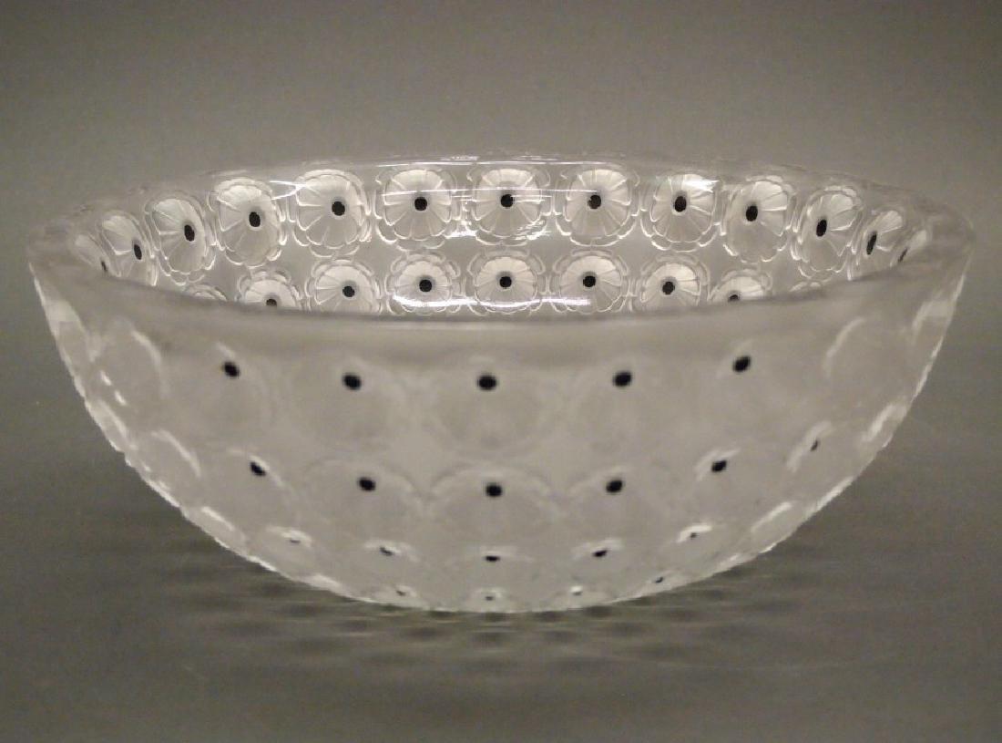 Lalique Nemours bowl
