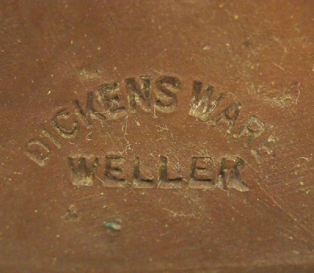 Weller Dickensware Fish vase - 3