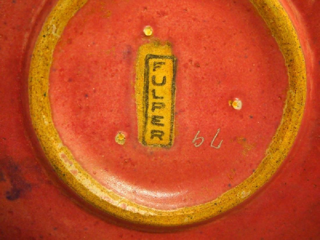 2 pc American Art Pottery - 5