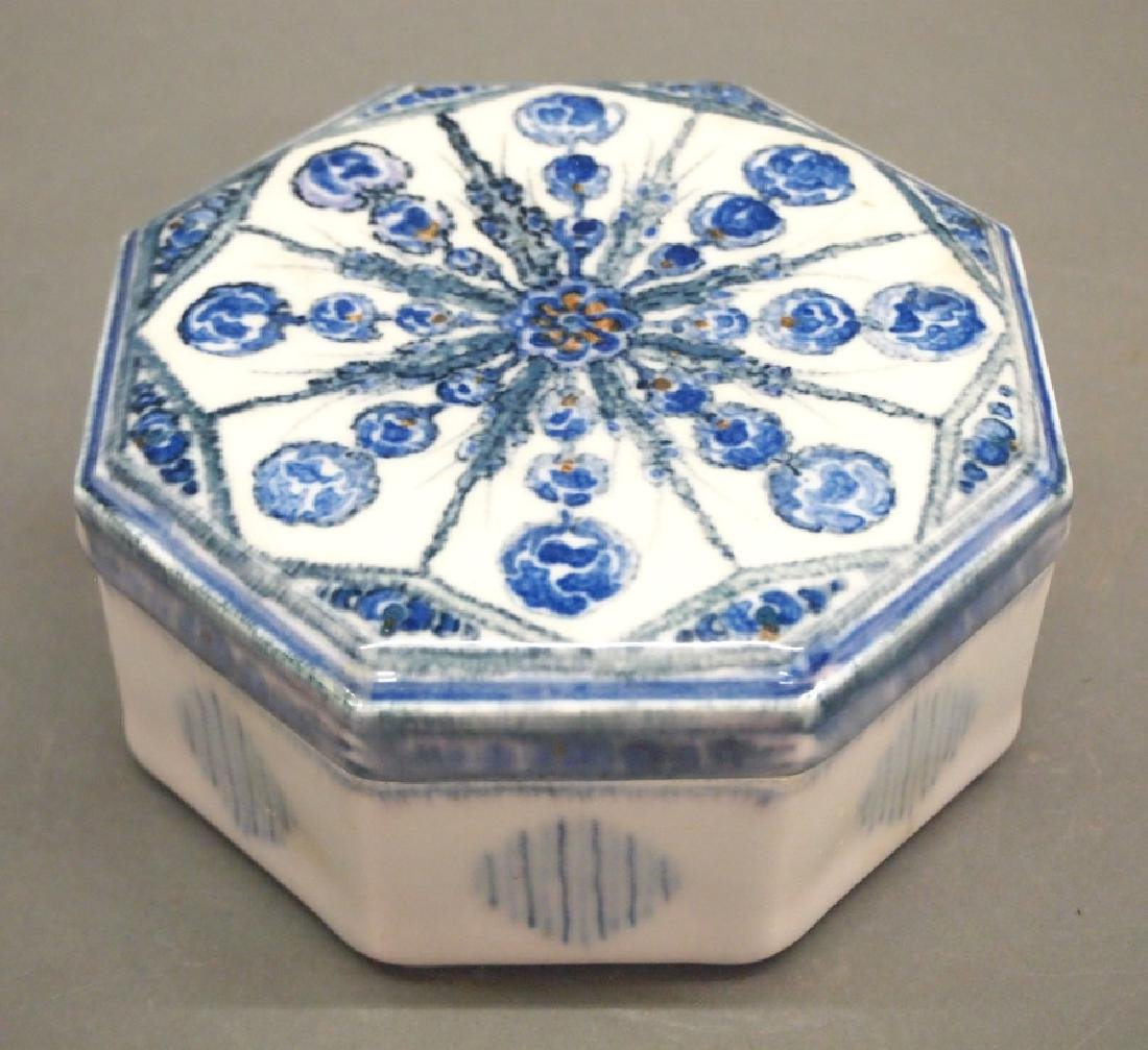 Rookwood Pottery box