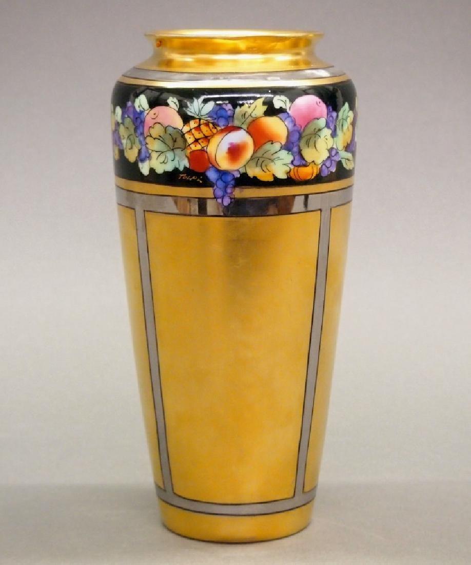 3 Pickard vases - 5