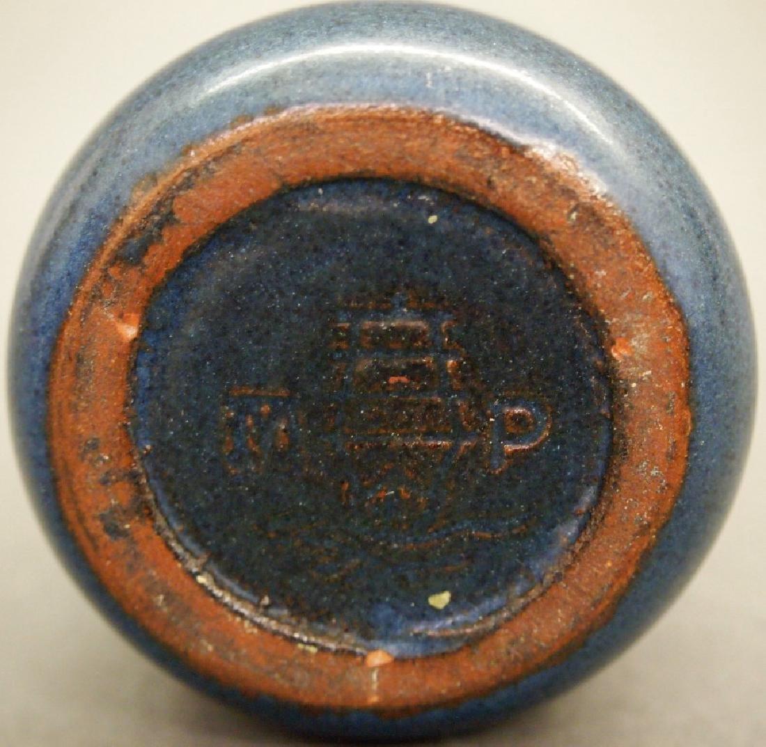 2 Marblehead Pottery vases - 3