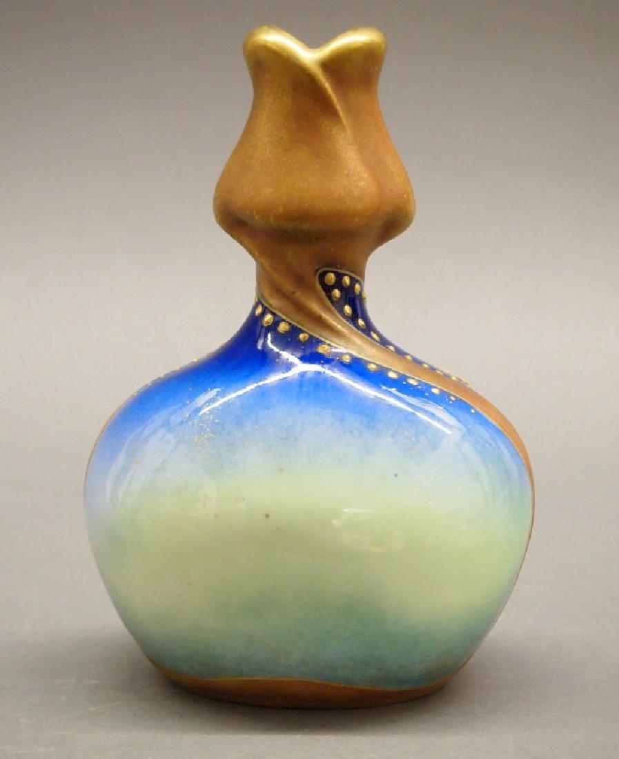 RStK Amphora Turn Teplitz Fates vase - 2