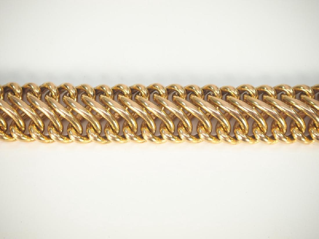 18 kt Gold Bracelet - 2