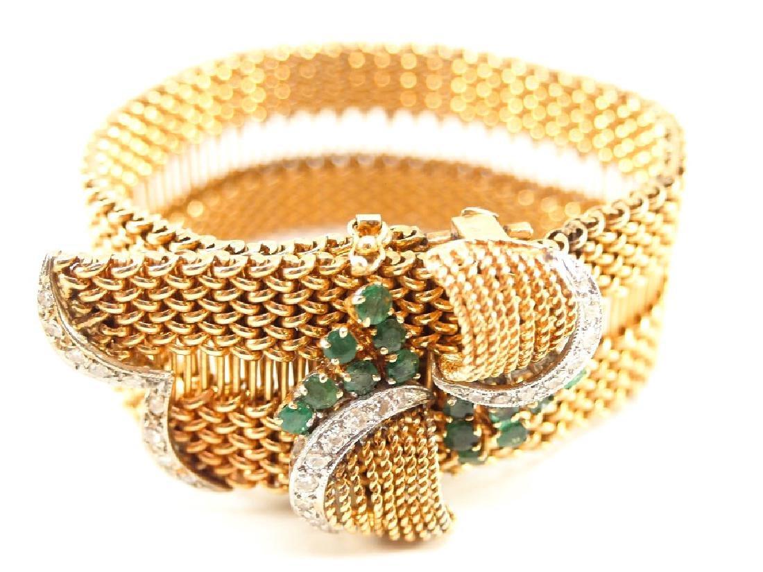 14 kt Gold Bracelet - 2