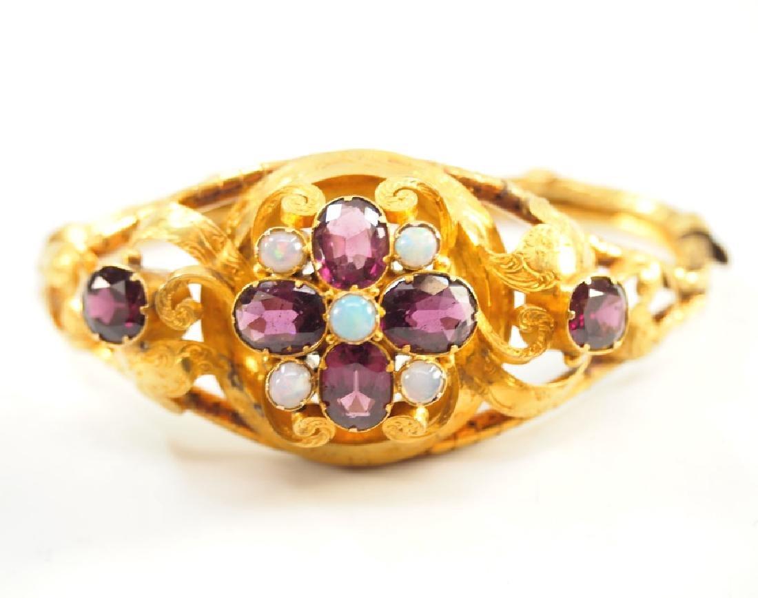 Victorian 22 kt Gold Bracelet - 2