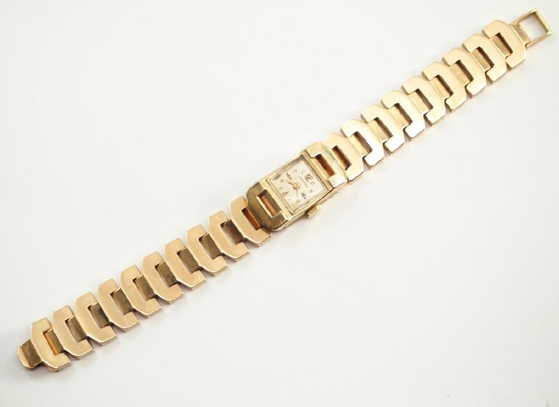 Longines Gold Ladies Wrist Watch