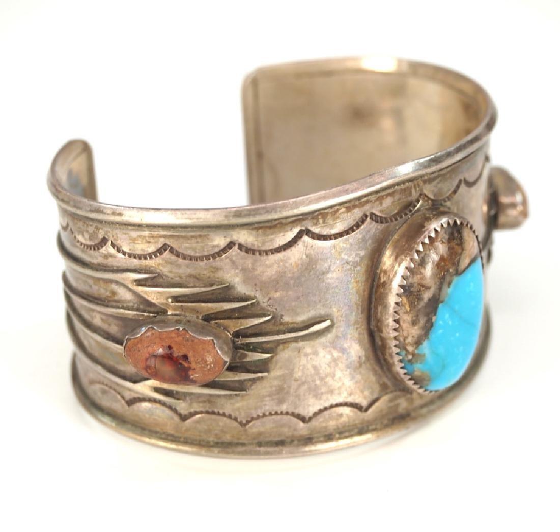 2 Navajo Bracelets - 4