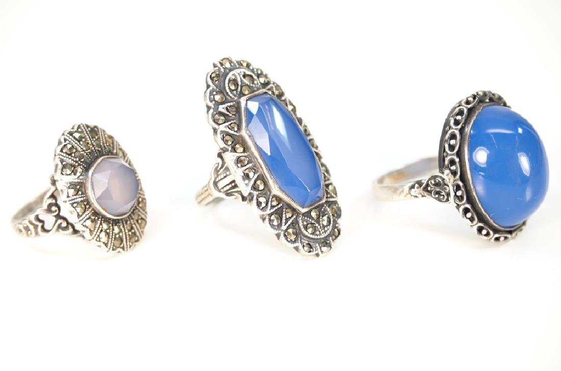 6 pcs of Sterling Silver Jewelry - 4