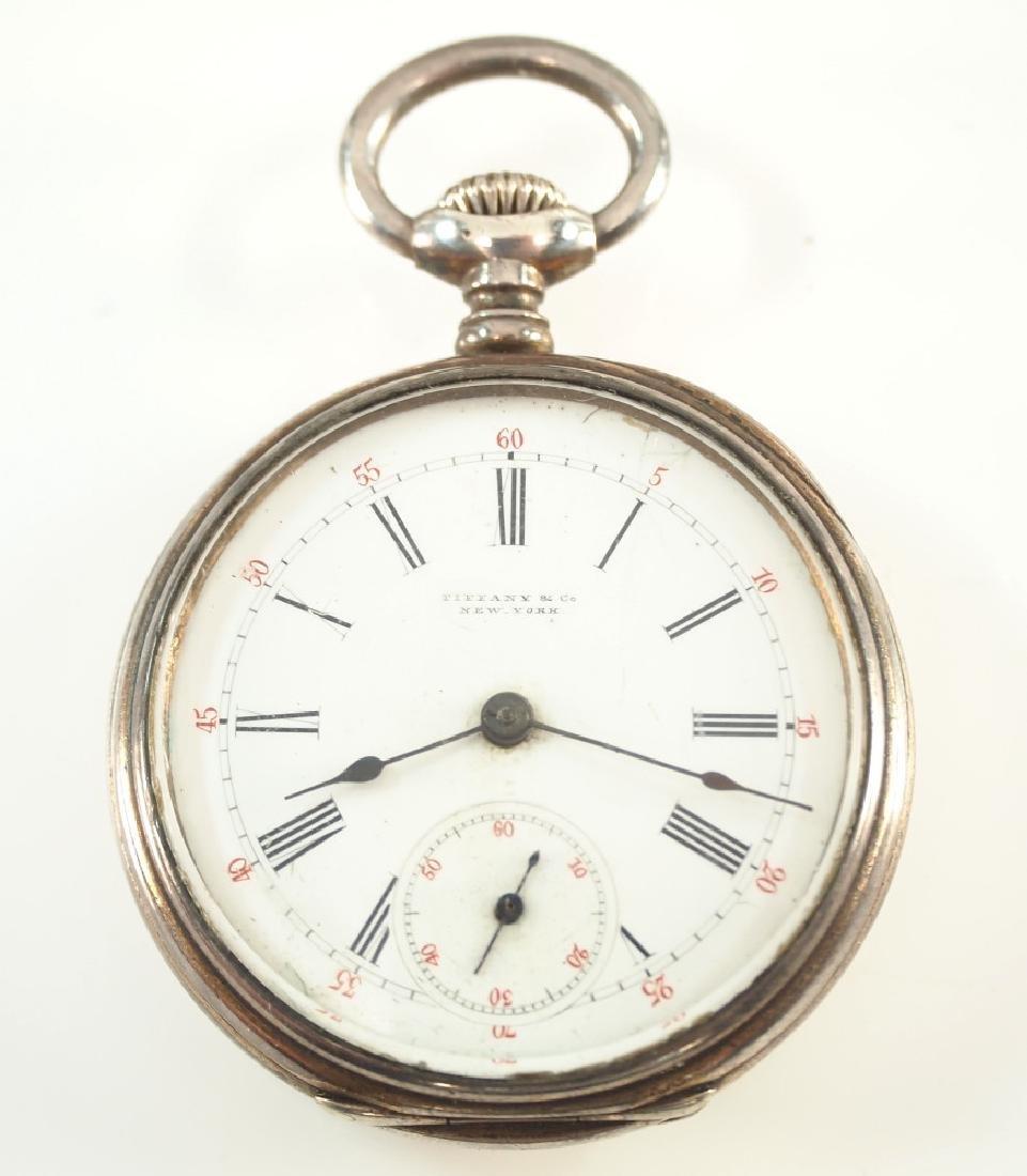 Early Tiffany & Co. pocket watch