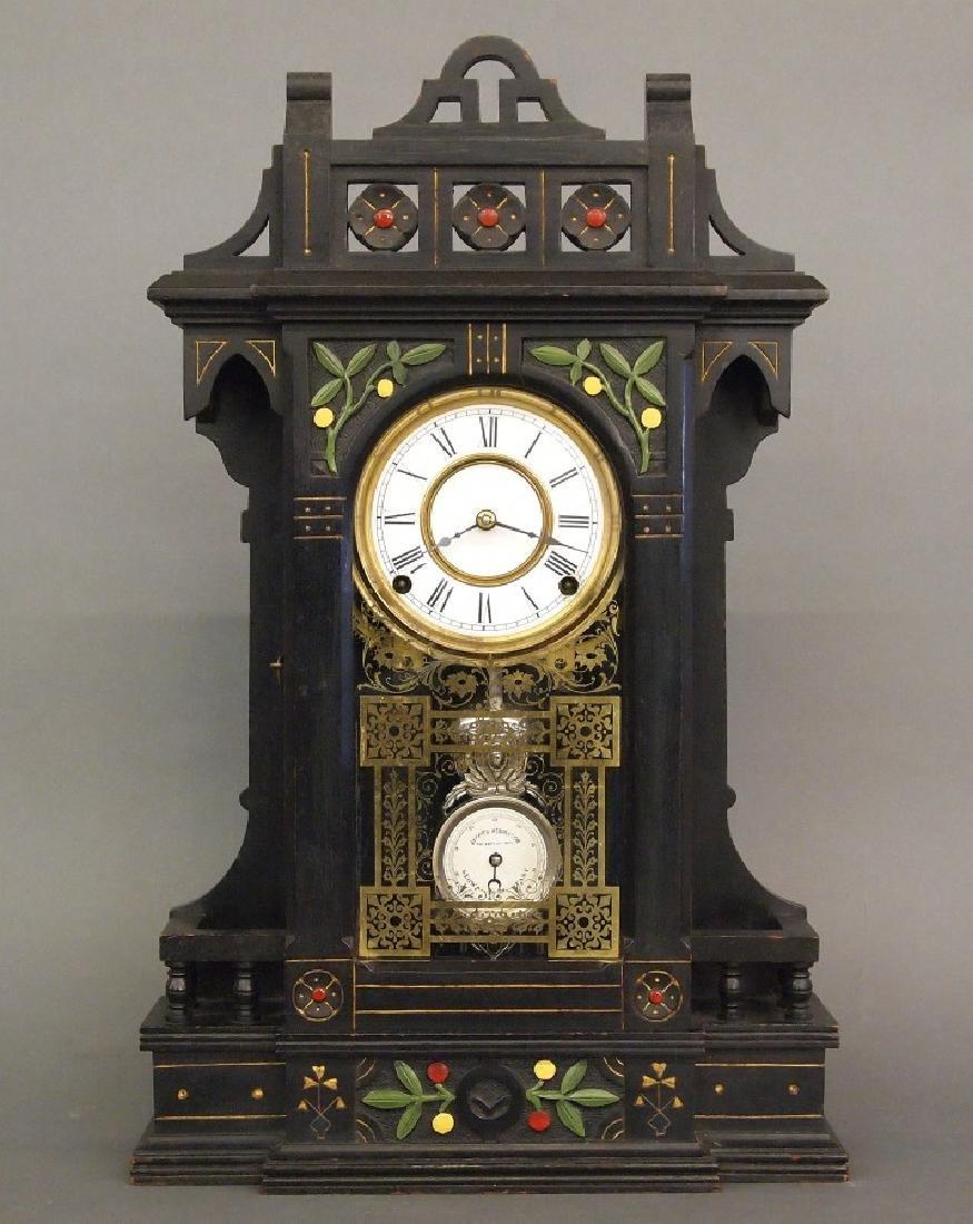 Kroeber Bunkerhill shelf clock