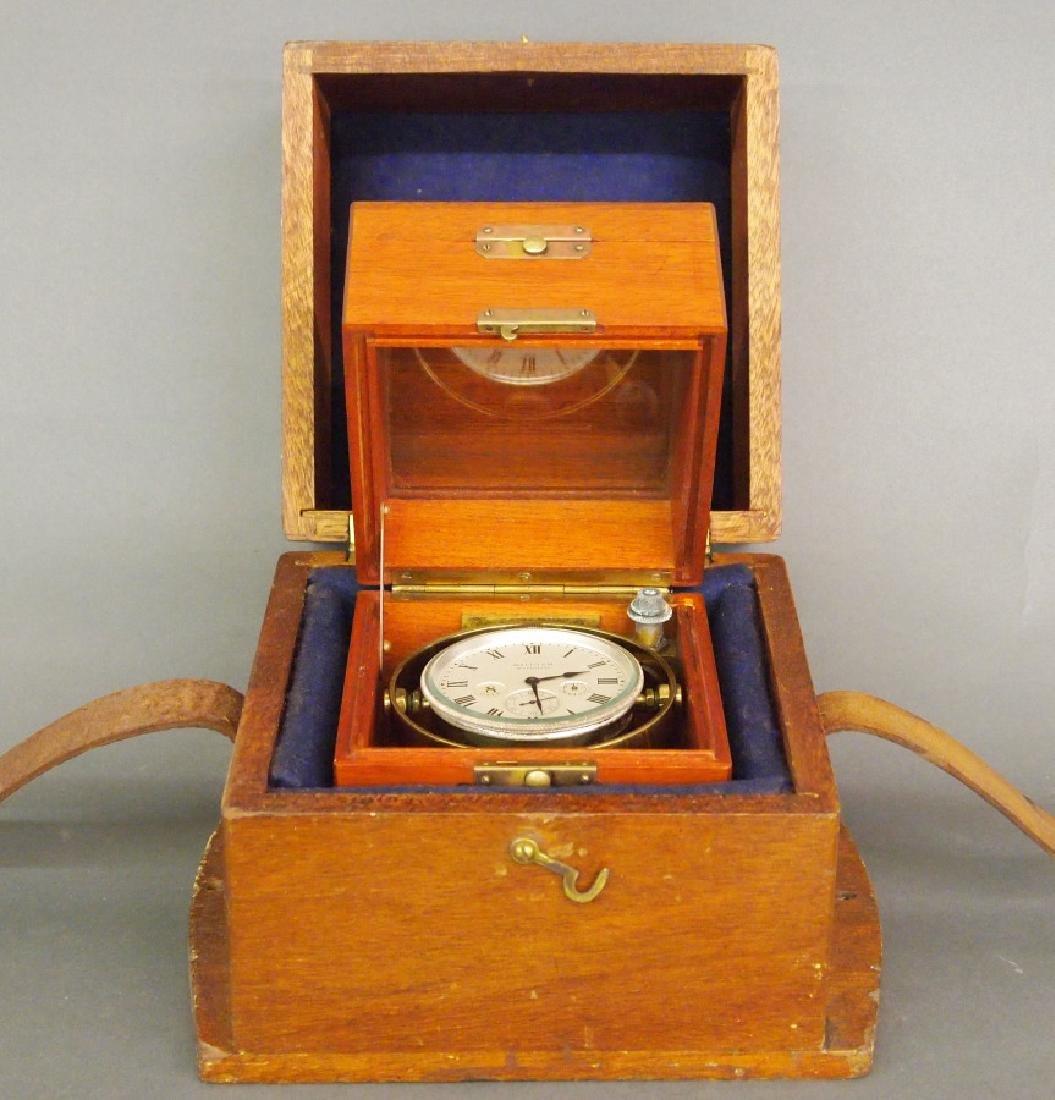 Waltham Deck watch