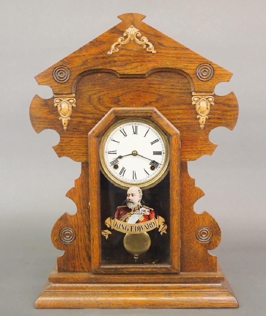 Pequegnat Monarch kitchen clock