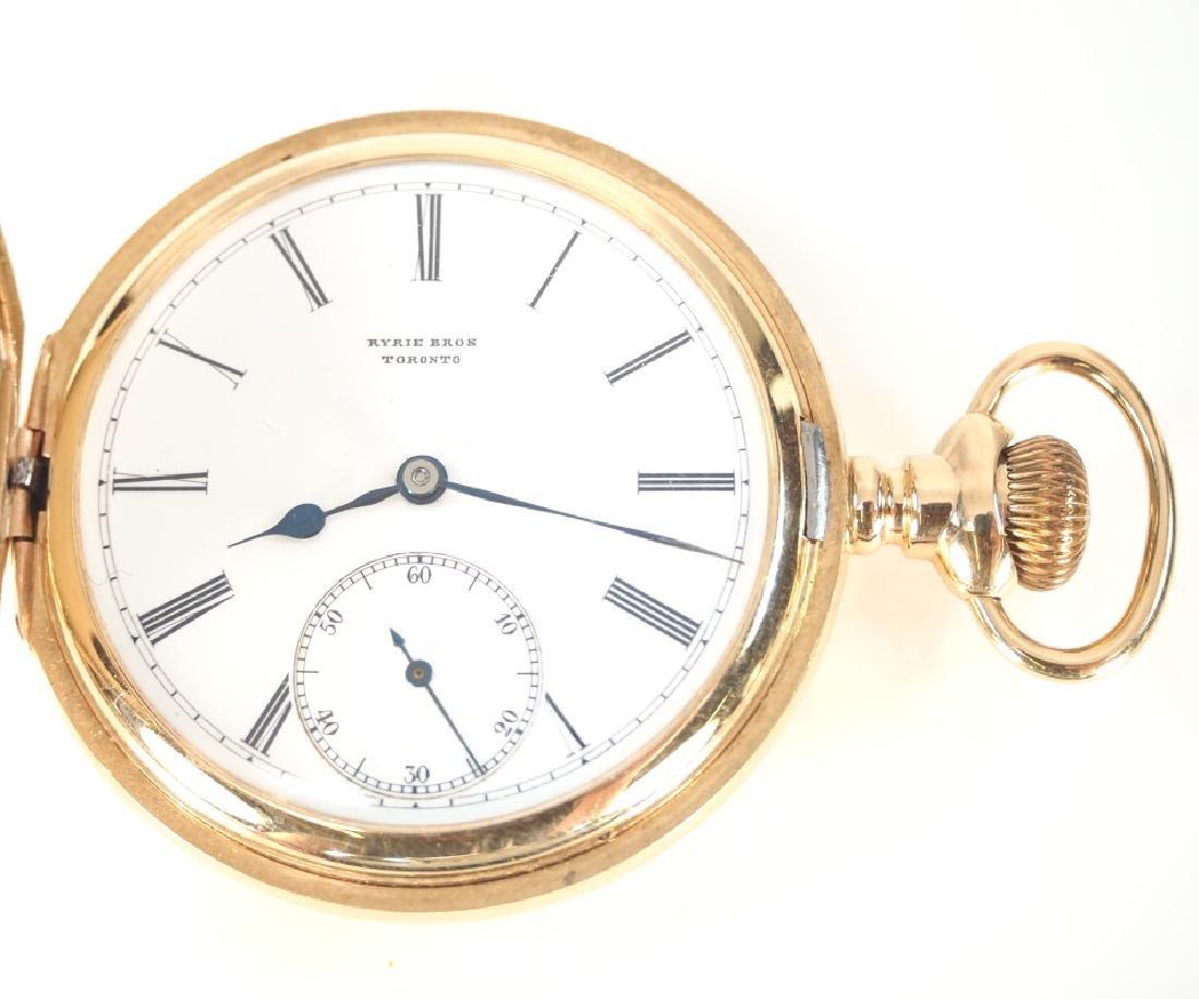 Patek Philippe 18k Private Label pocket watch