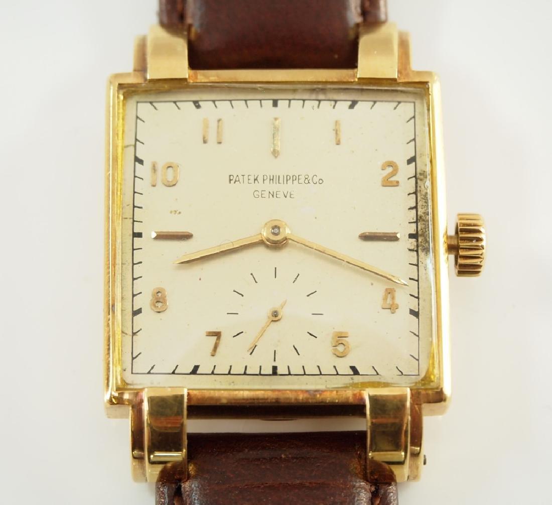 Patek Philippe 18k gent's wristwatch