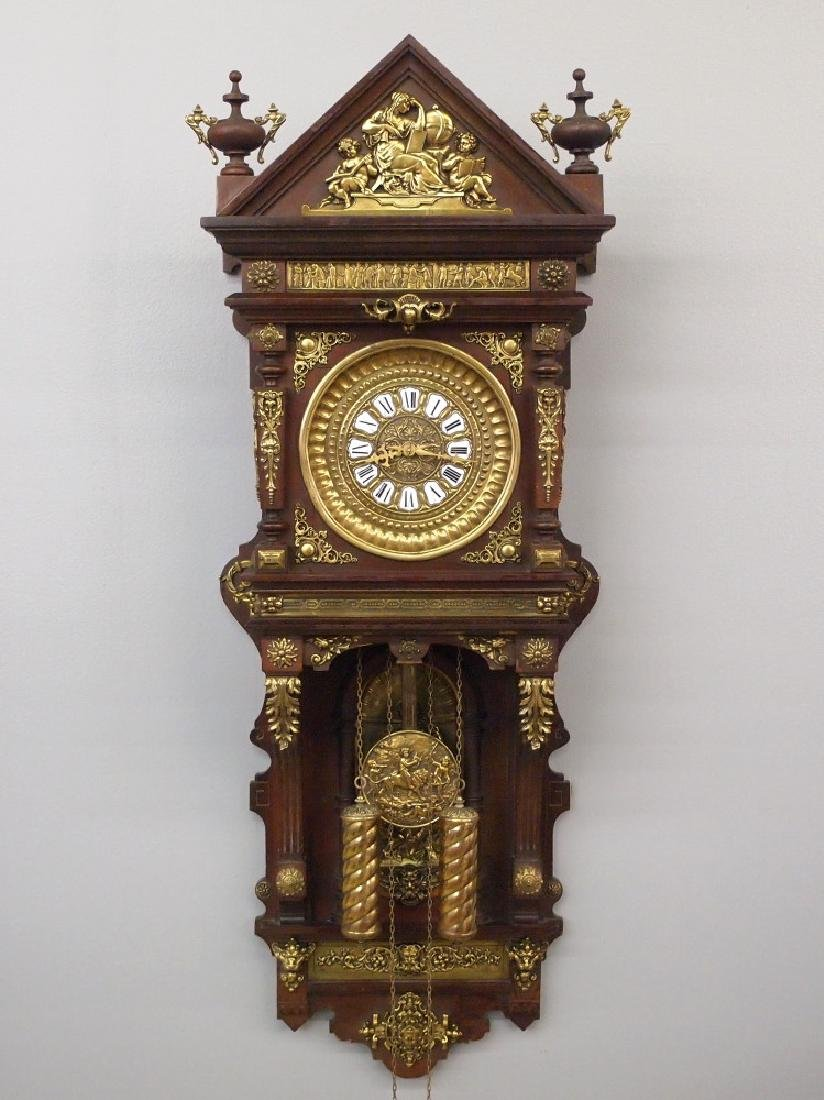 Ansonia Hanging Antique model wall clock