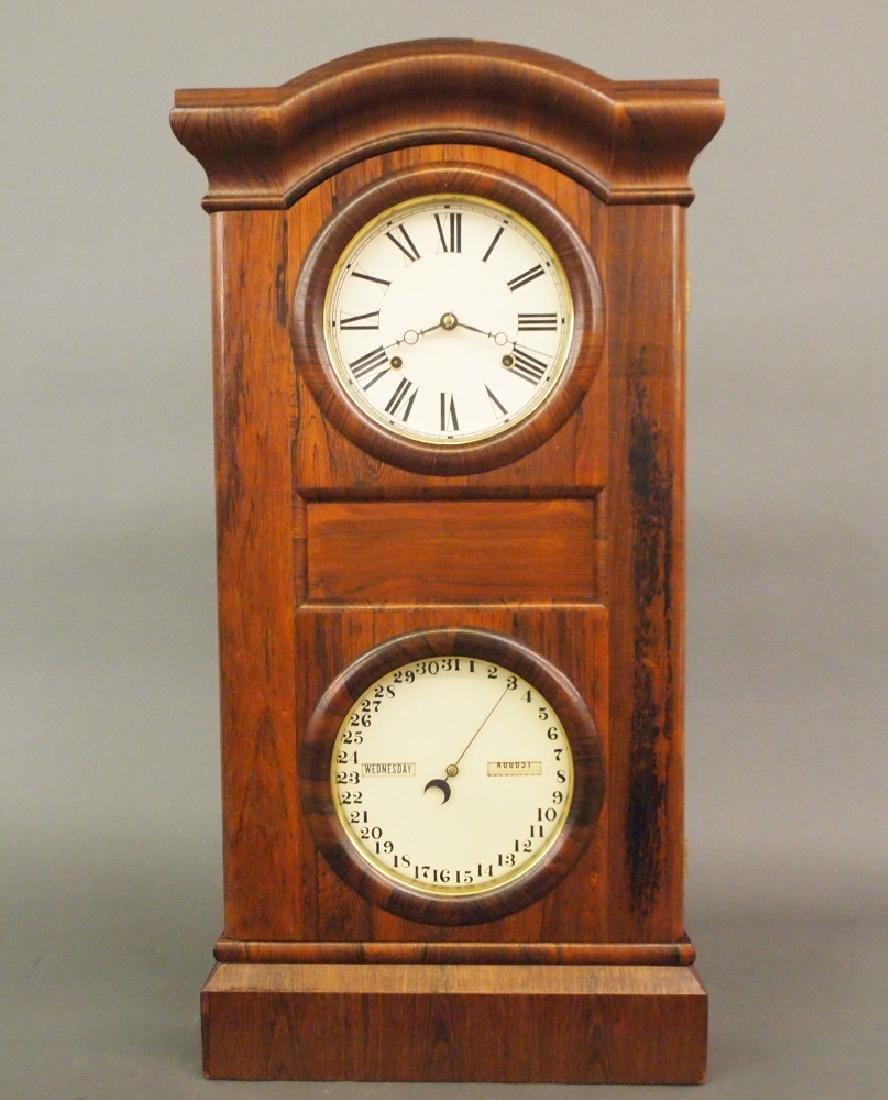 Seth Thomas Parlor No. 1 Calendar shelf clock