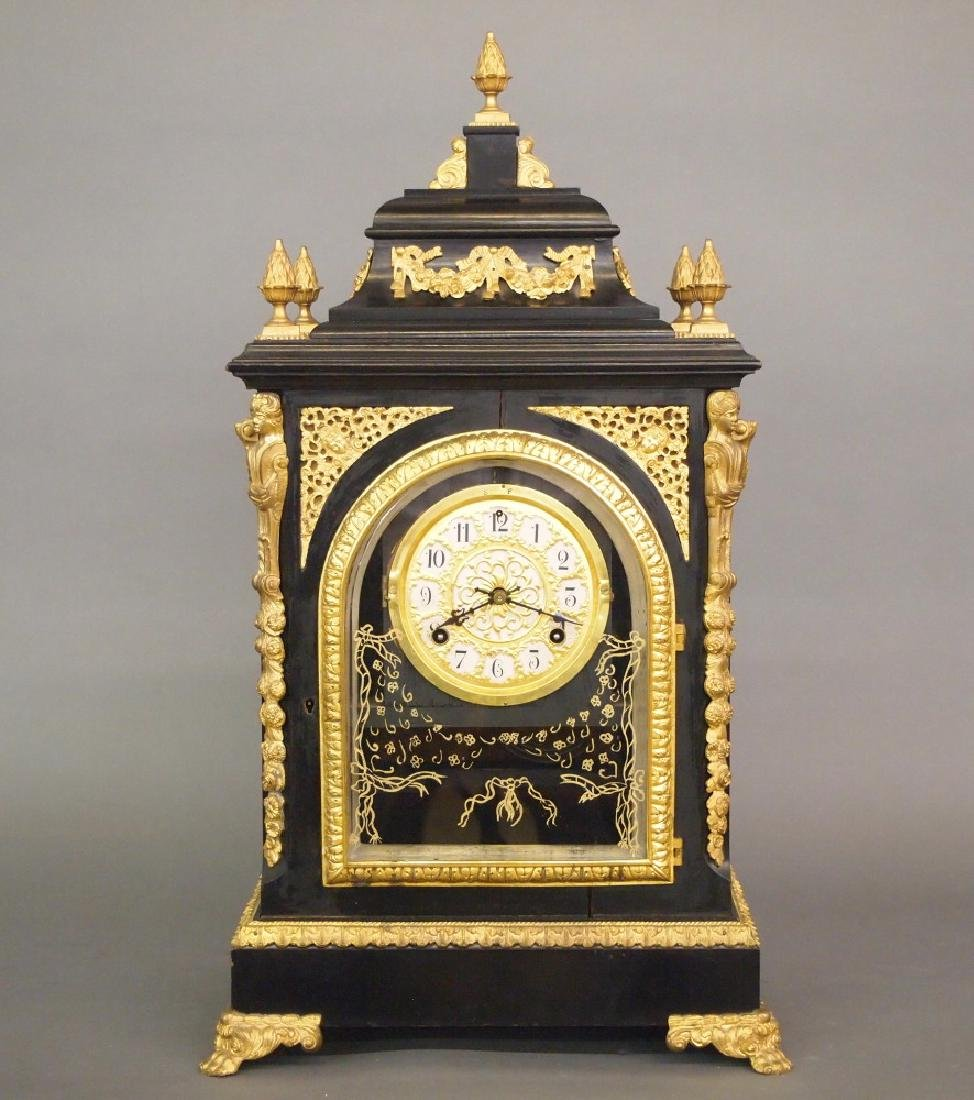 English bracket clock
