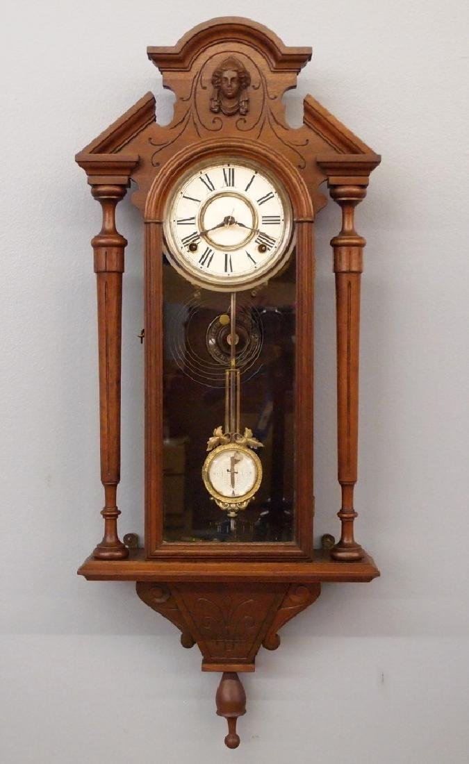 Kroeber wall clock
