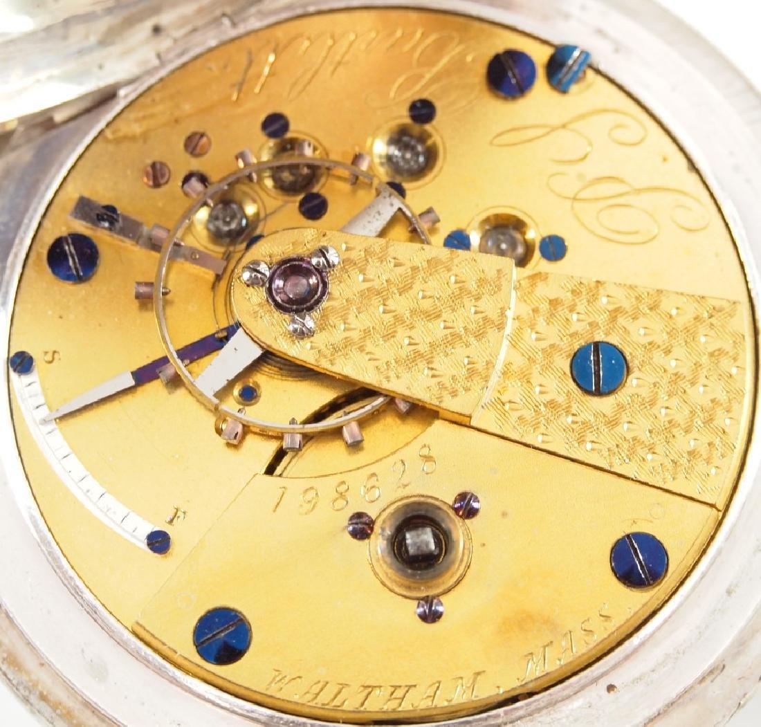 AWW Co. P. S. Bartlett pocket watch - 3