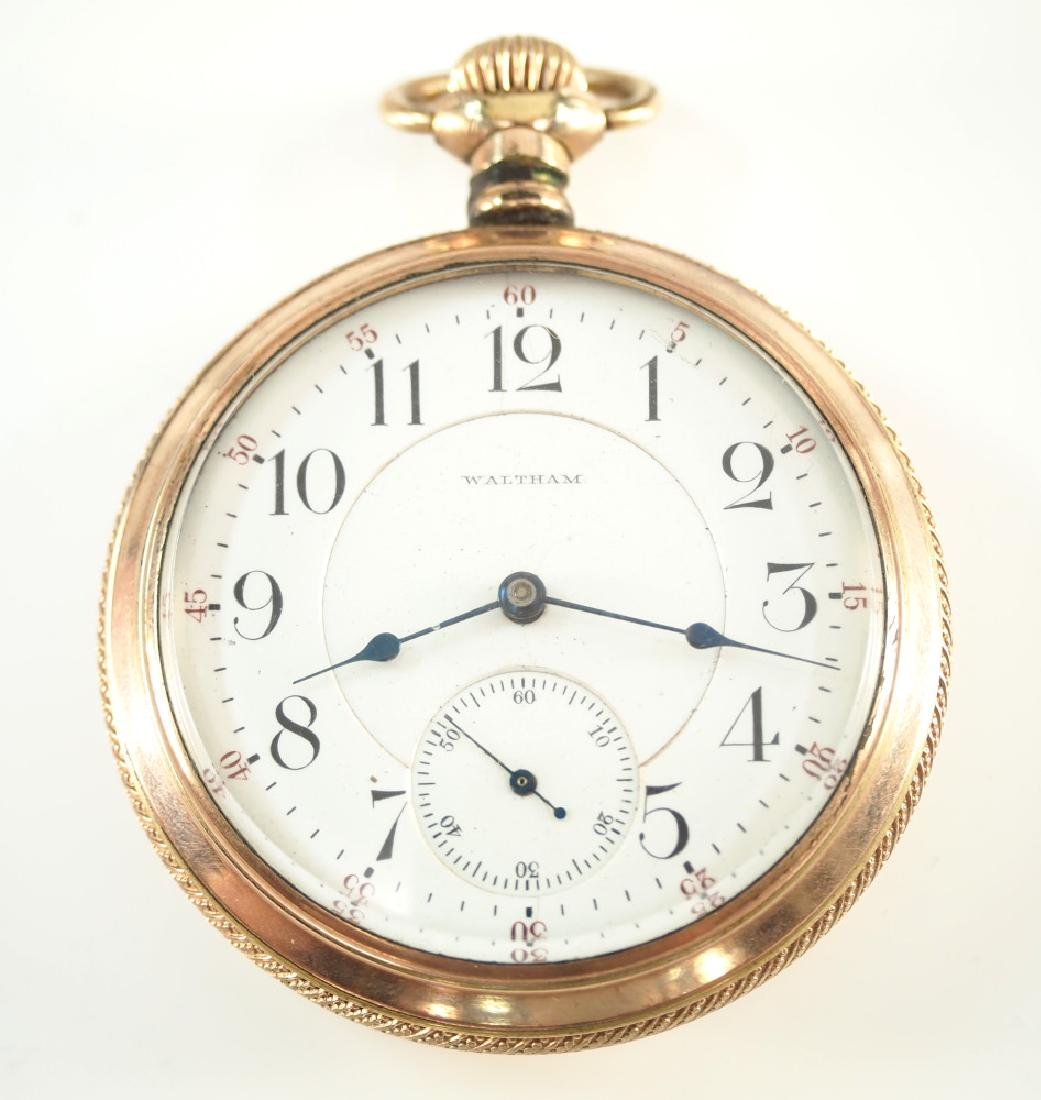 AWW Co. Vanguard pocket watch