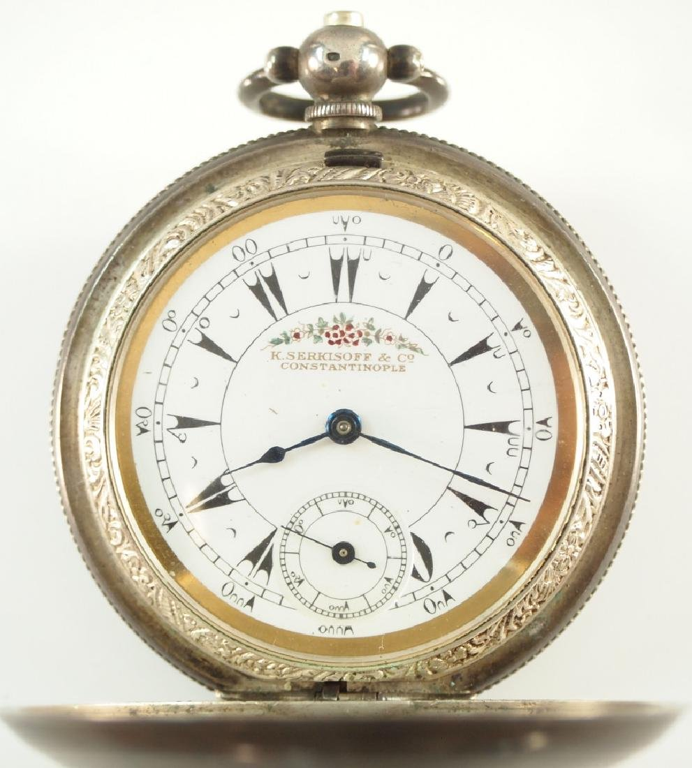Billodes Private Label pocket watch