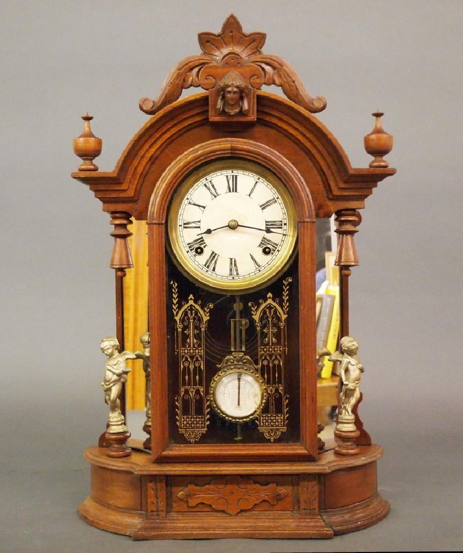 Kroeber Occidental shelf clock
