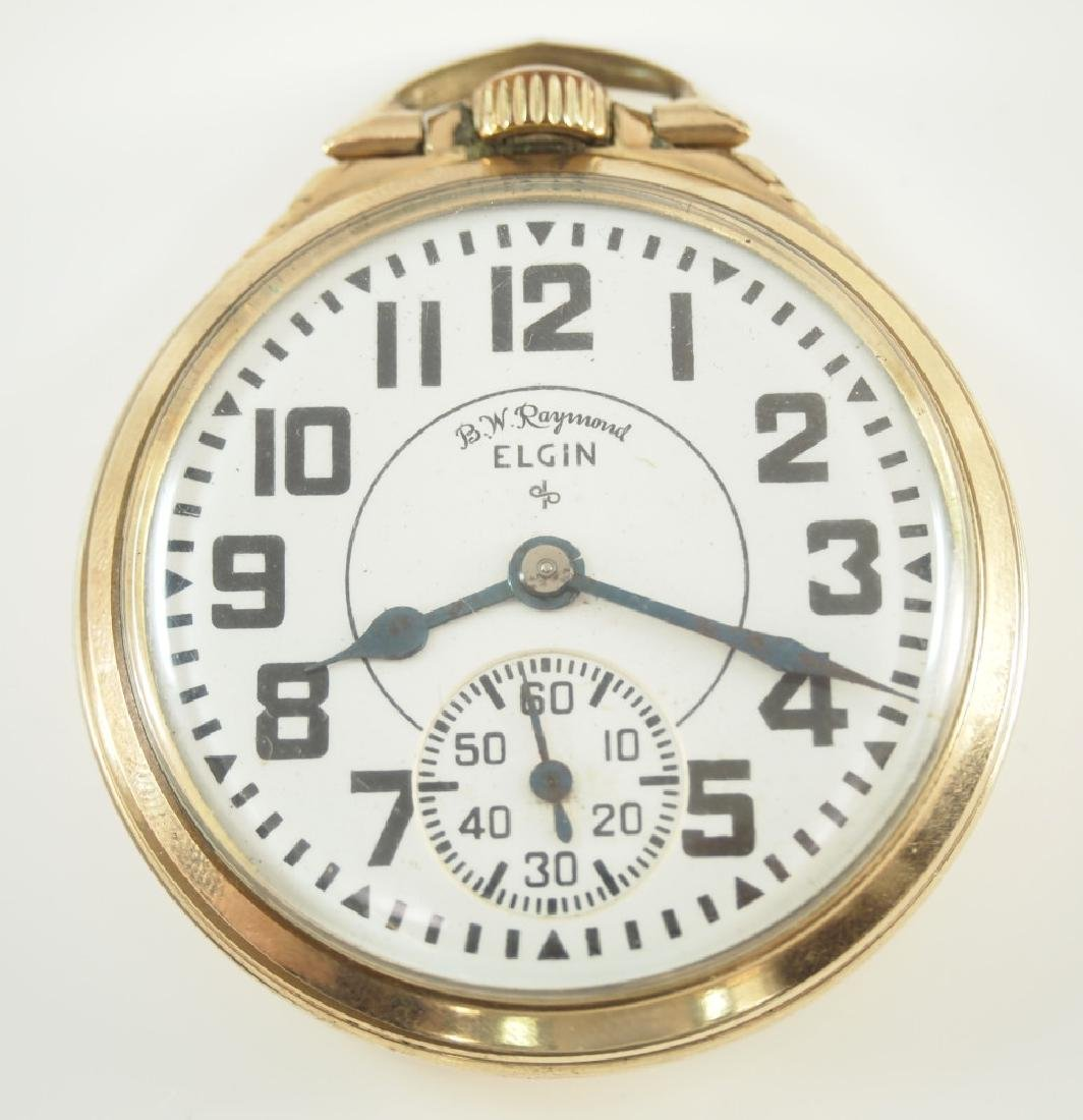 Elgin 571 railroad watch